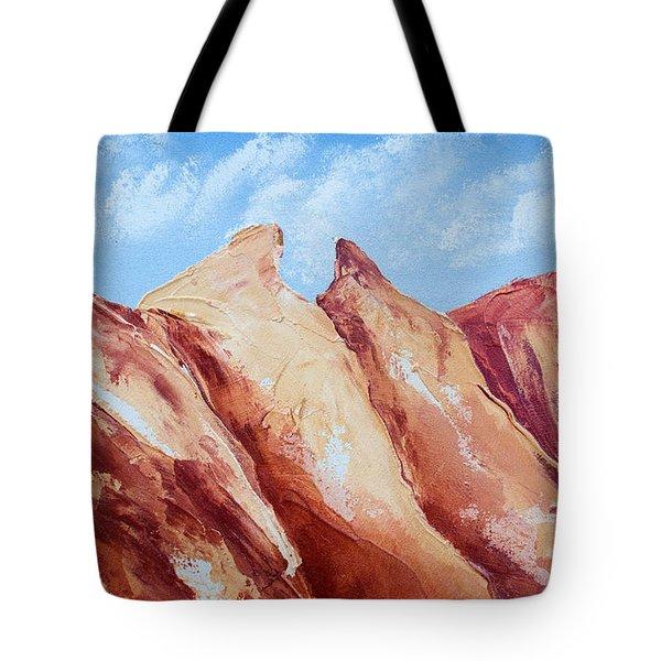 La Silla Six Tote Bag