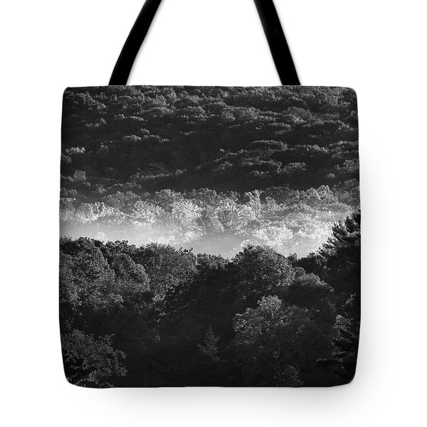 La Vallee Des Fees Tote Bag by Steven Huszar