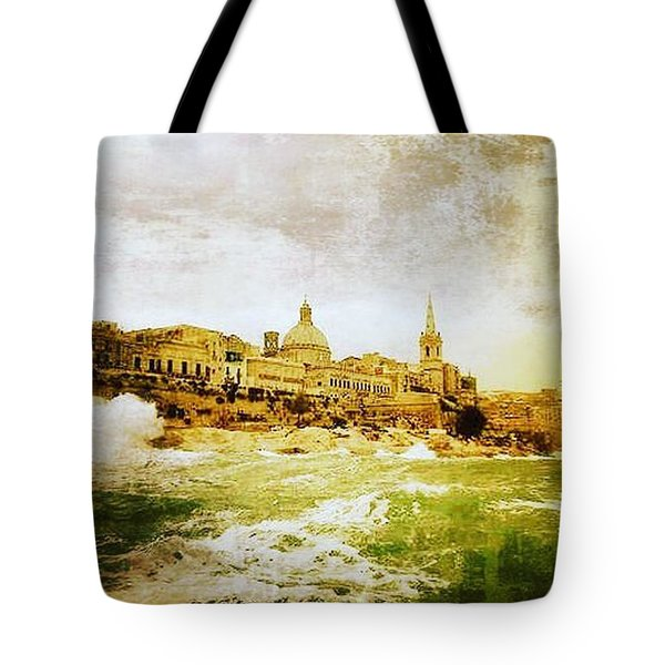 La Valletta Tote Bag