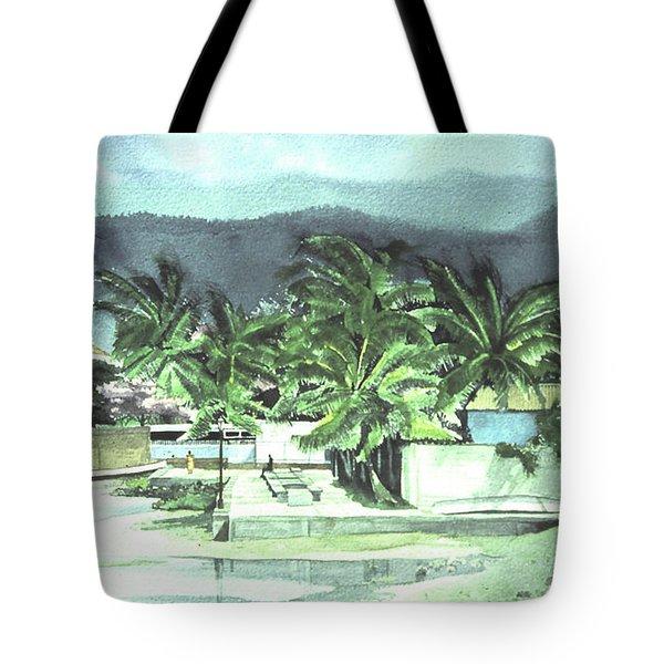 La Vela Tote Bag