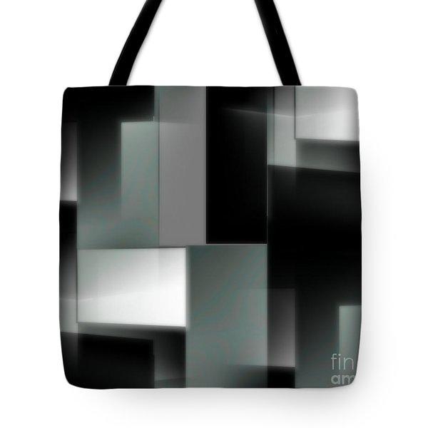 la Ville Sombre Tote Bag