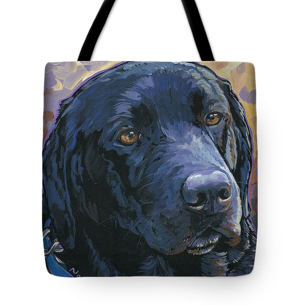 Lab Tote Bag by Nadi Spencer