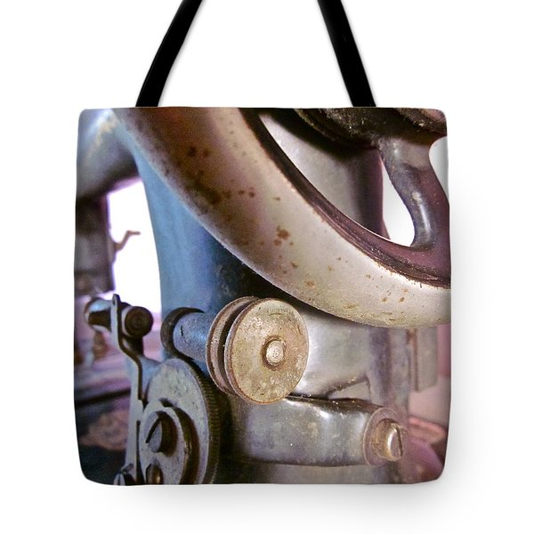 Labor Of Love Tote Bag by Gwyn Newcombe