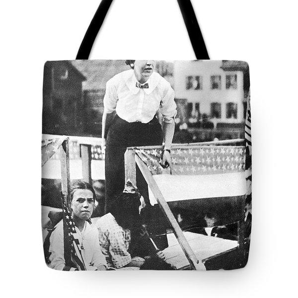 Labor Strike, 1912 Tote Bag by Granger