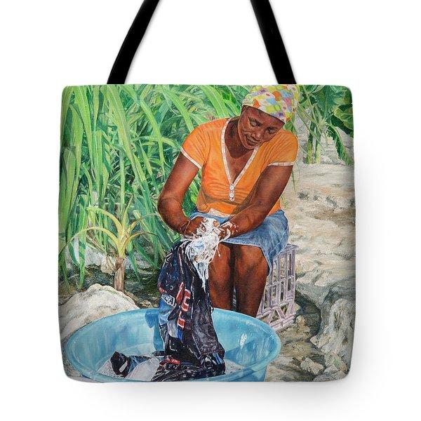 Labour Of Love Tote Bag