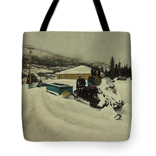 Labrador Nurse Tote Bag