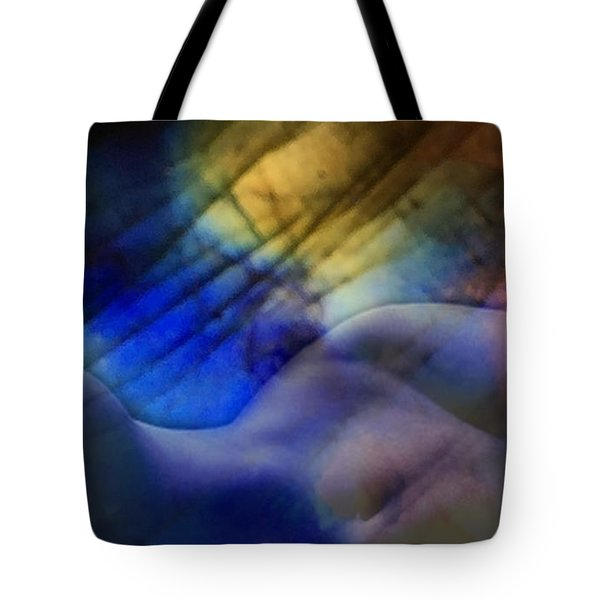 Labradorescent Dreams Tote Bag