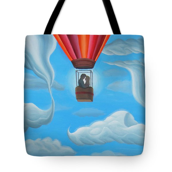 Labyrinth Liberation Tote Bag