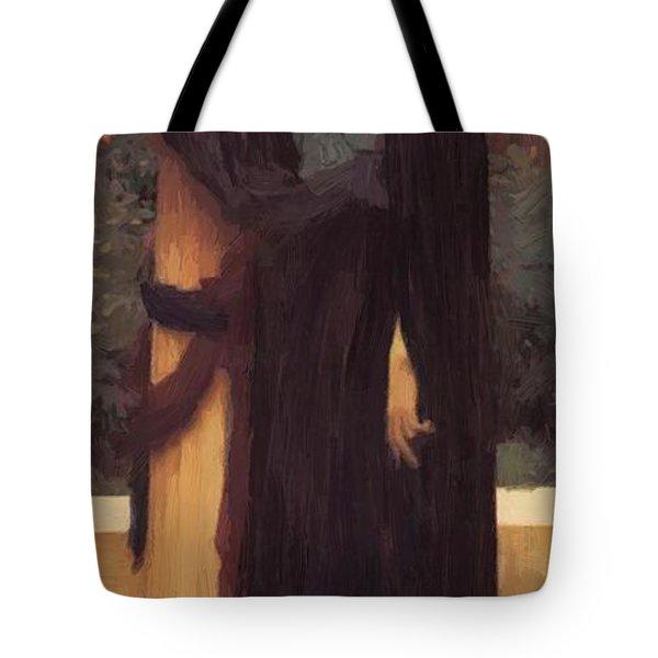 Lachrymae Tote Bag