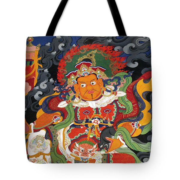 Tote Bag featuring the photograph Ladakh_17-15 by Craig Lovell