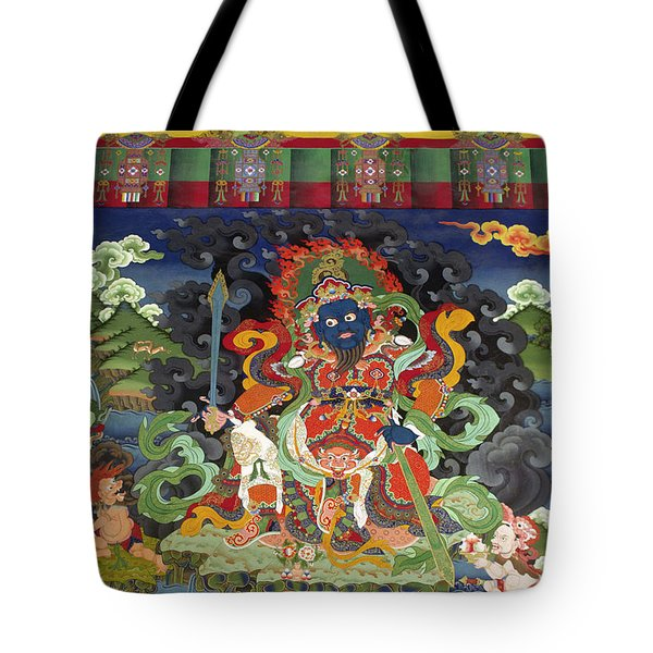 Tote Bag featuring the photograph Ladakh_17-8 by Craig Lovell