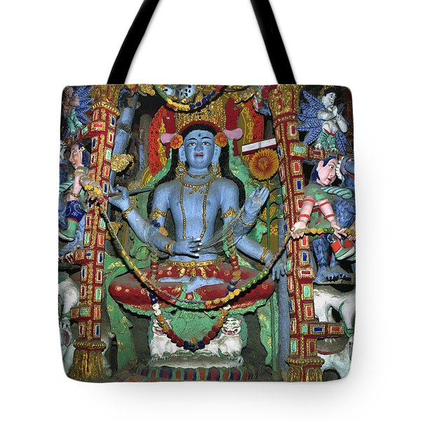 Tote Bag featuring the photograph Ladakh_27-5 by Craig Lovell