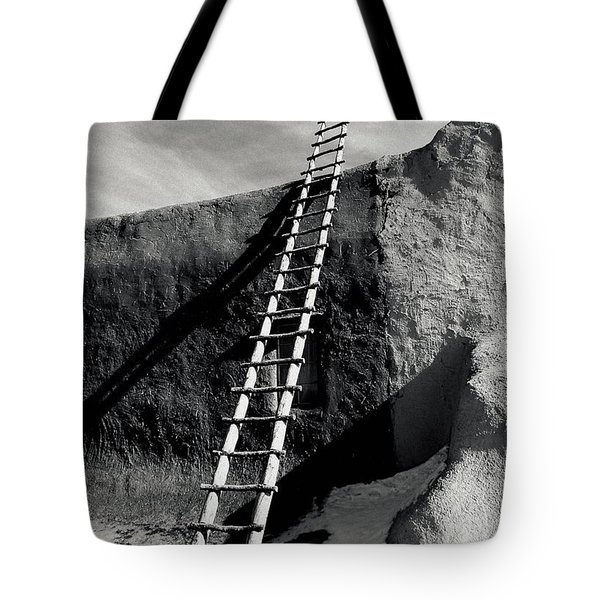 Ladder To The Sky Tote Bag