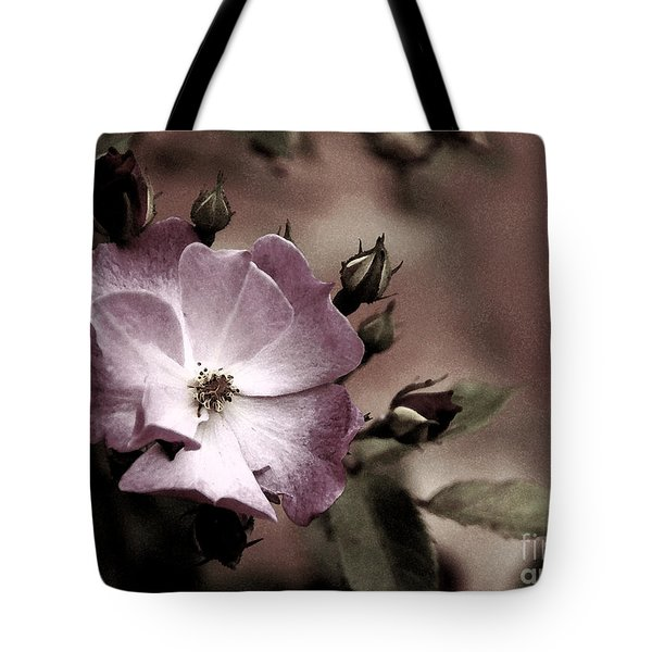 Ladies In Waiting Tote Bag by Linda Shafer