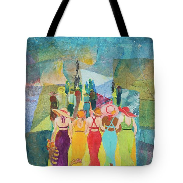 Ladie's Night Out Tote Bag