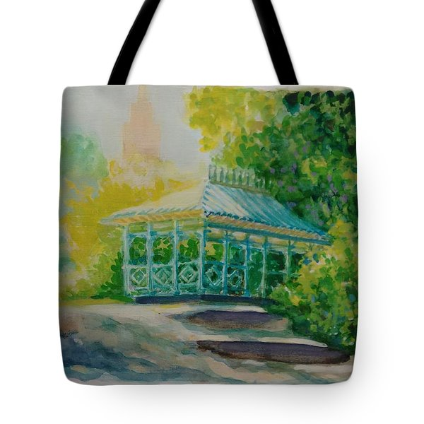 Ladies Pavilion, Cpnyc Tote Bag