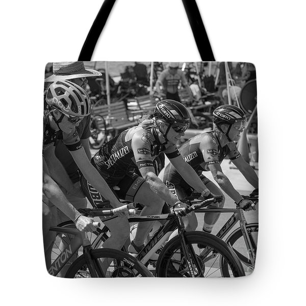 Ladies Team Pursuit Tote Bag