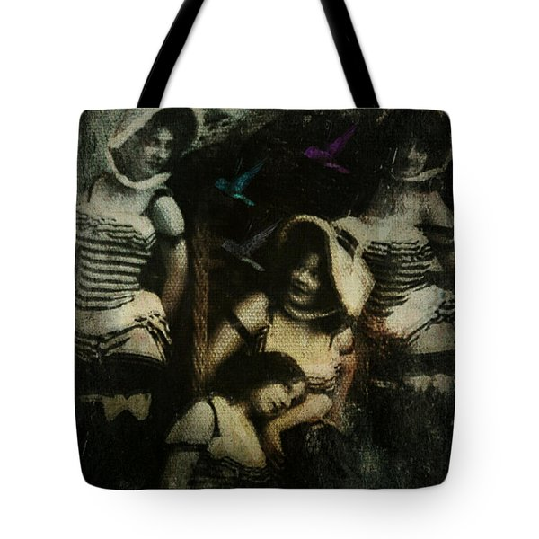 Ladies Who Lunch Tote Bag