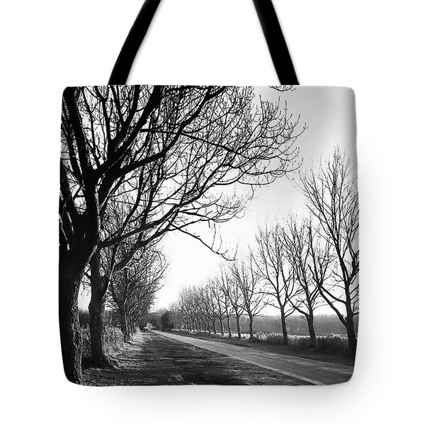 Lady Anne's Drive, Holkham Tote Bag
