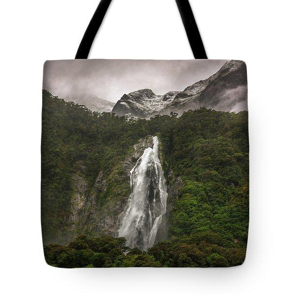 Lady Bowen Falls Tote Bag