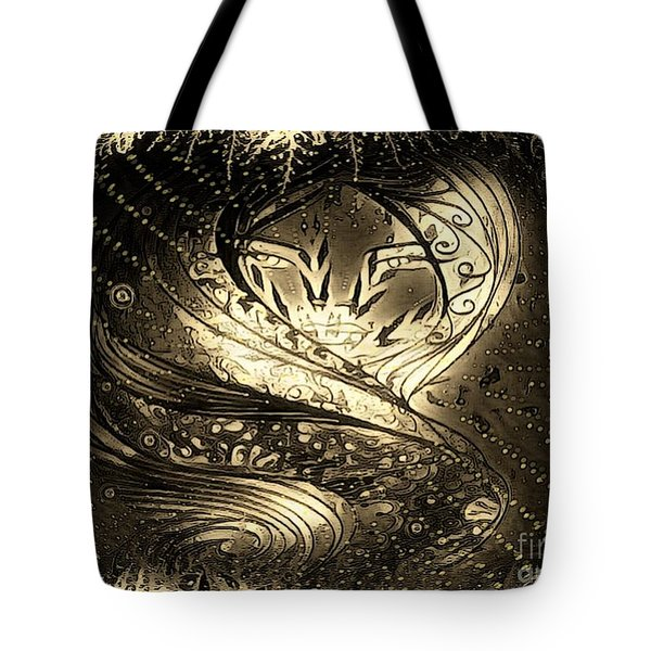 Lady Featured Tote Bag