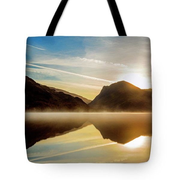 Lady In The Lake Tote Bag