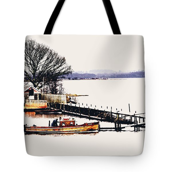 Tote Bag featuring the photograph Lady Jean by Jeremy Lavender Photography