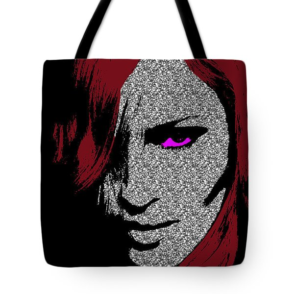 Lady Madonna Tote Bag