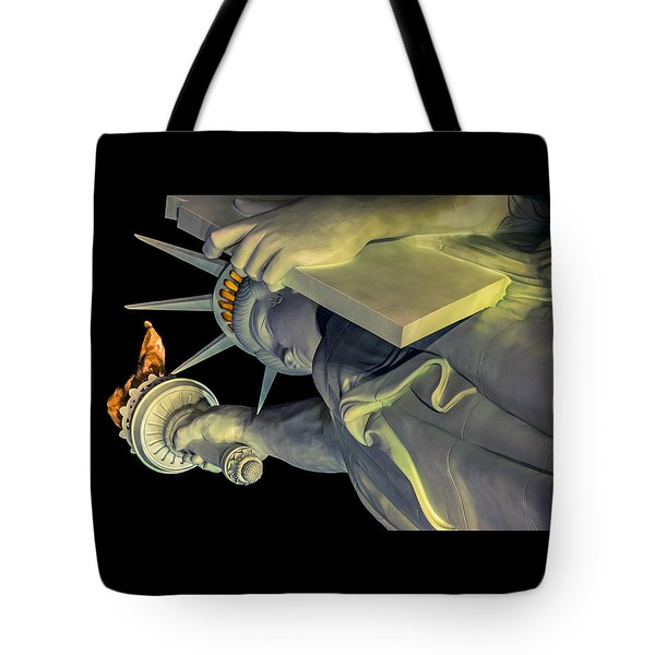 Lady Of The House II Tote Bag by Bobby Villapando