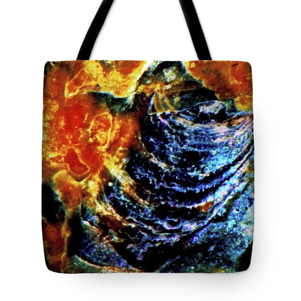 Lady Of The Shell Tote Bag