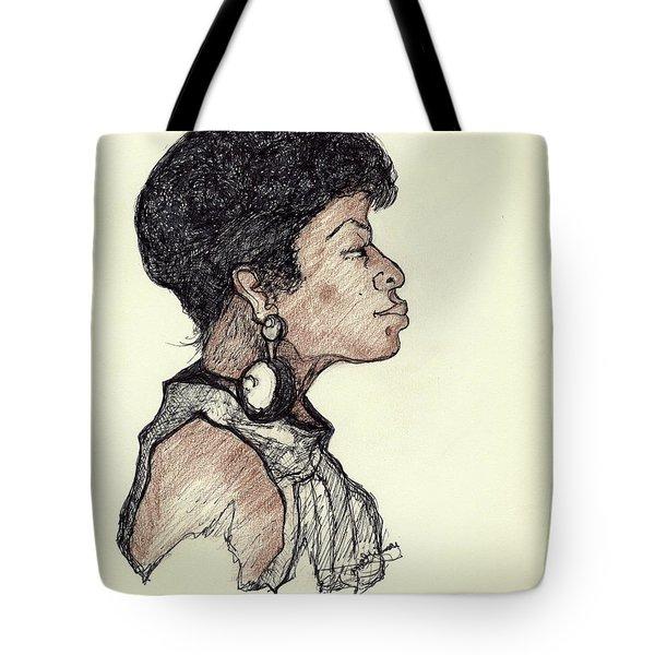 Lady Pride Tote Bag