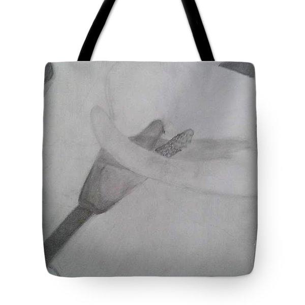 Lady Rainbow Tote Bag