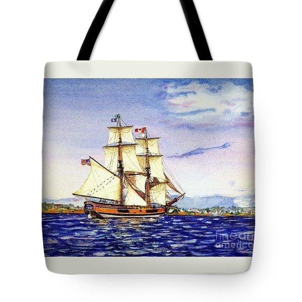Lady Washington Tote Bag