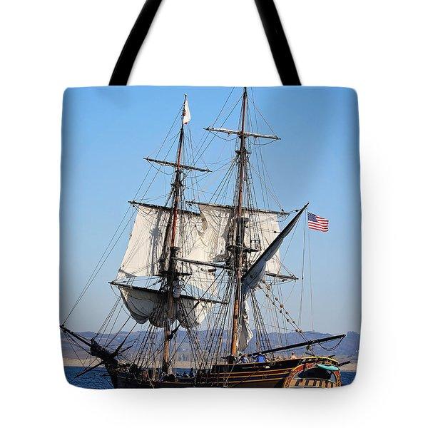 Lady Washington I Tote Bag
