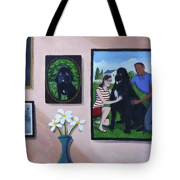 Lady's Family Gallery Tote Bag