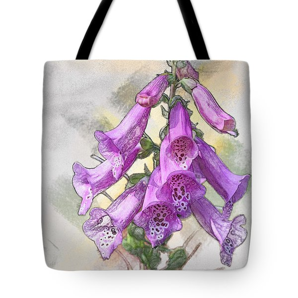 Lady's Glove Tote Bag