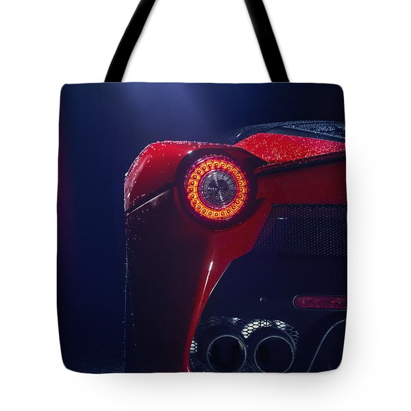 Laferrari Tote Bag