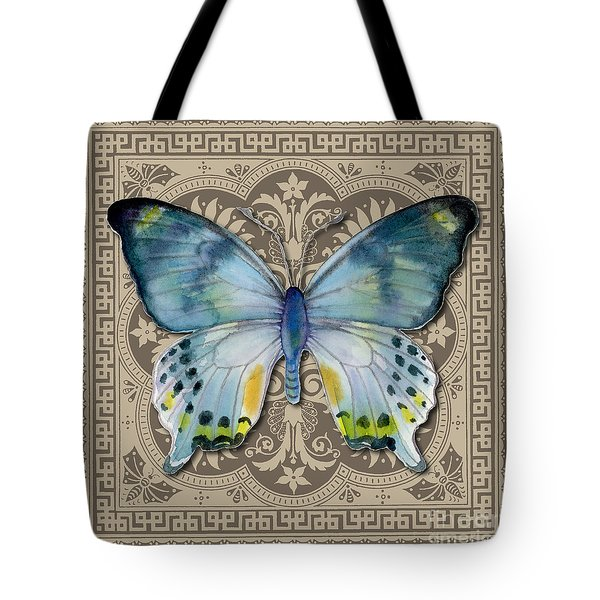 Laglaizei Butterfly Design Tote Bag