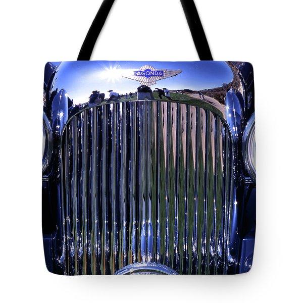 Lagonda Tote Bag