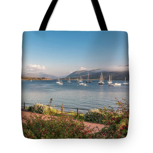 Gulf Of  Ullapool  - Photo Tote Bag