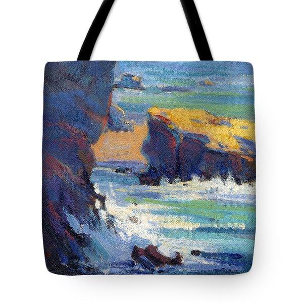 Laguna Rocks Tote Bag