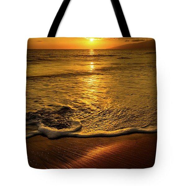 Lahaina Glow Tote Bag