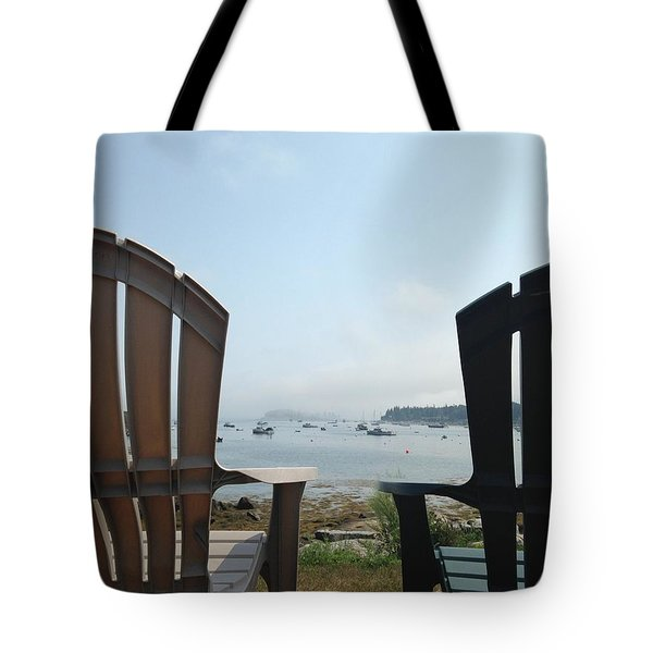 Tote Bag featuring the digital art Laid Back by Olivier Calas