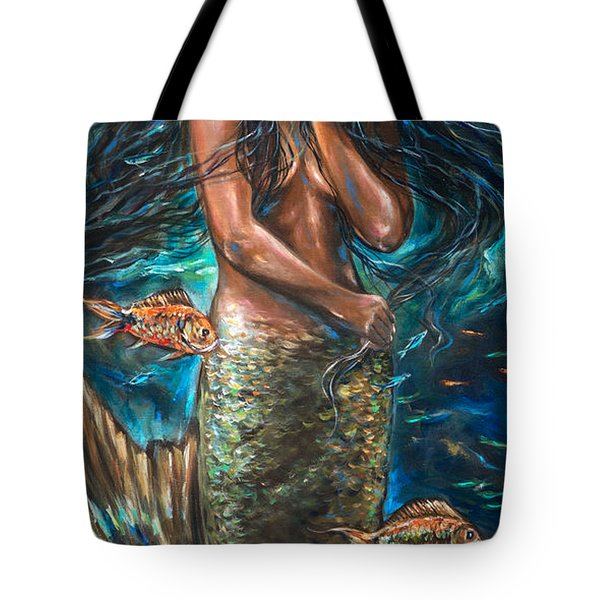 Lailani Mermaid Tote Bag