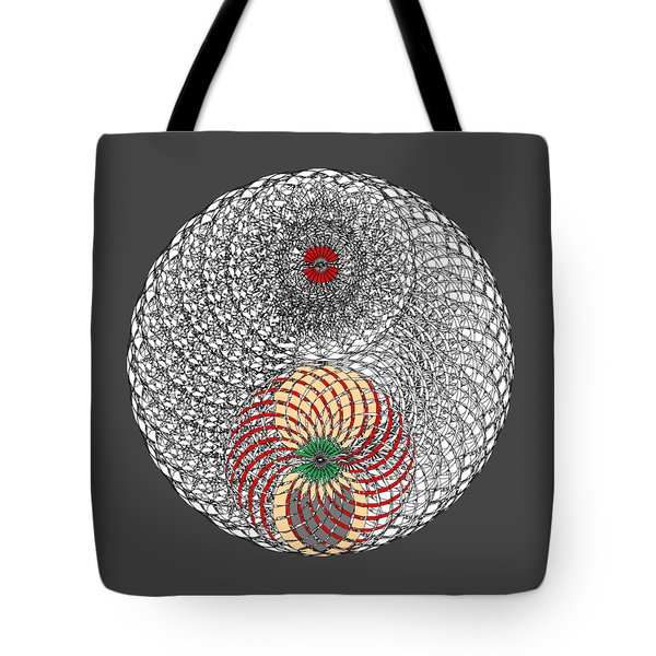 Lair Of Spider Without Background Tote Bag