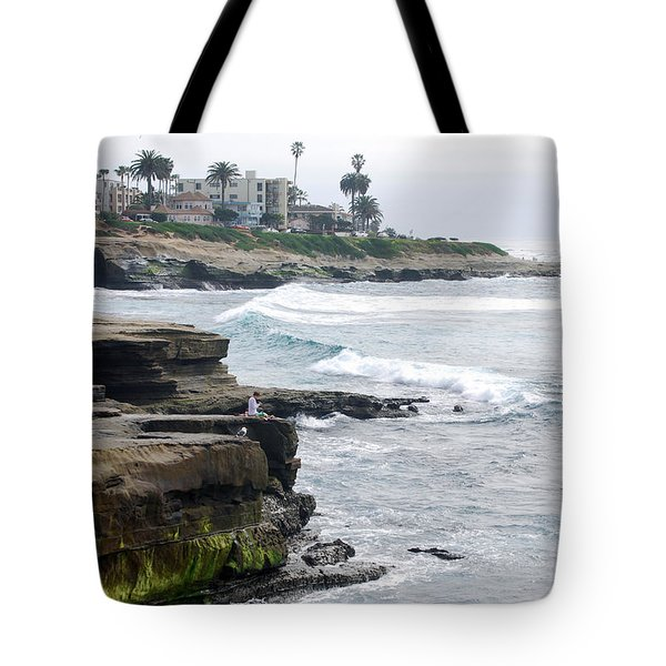 Lajolla Tote Bag by Bill Dutting
