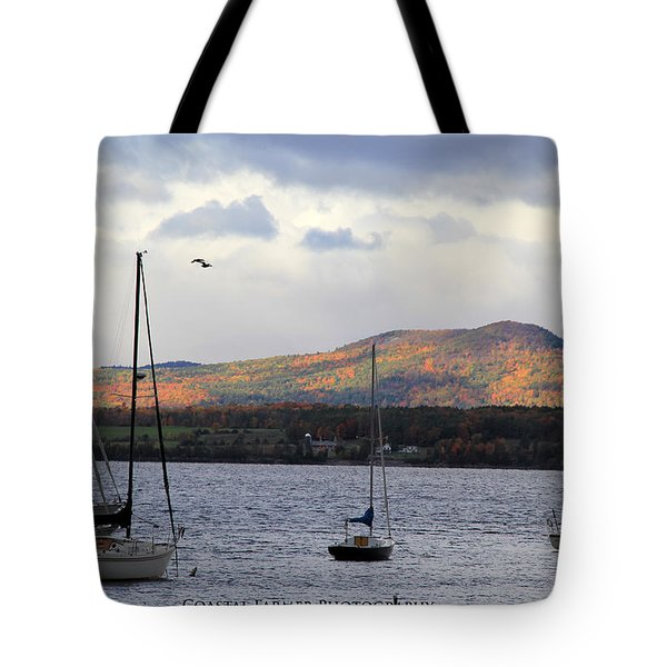 Lake Champlain Tote Bag