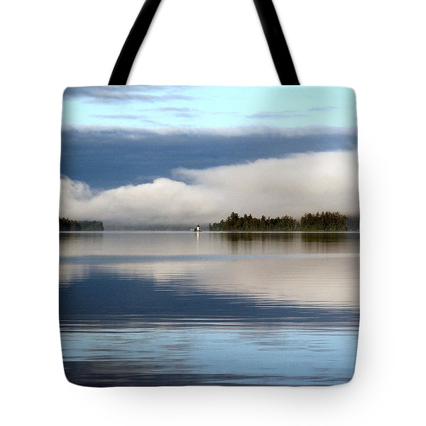 Lake Cobb'see Tote Bag
