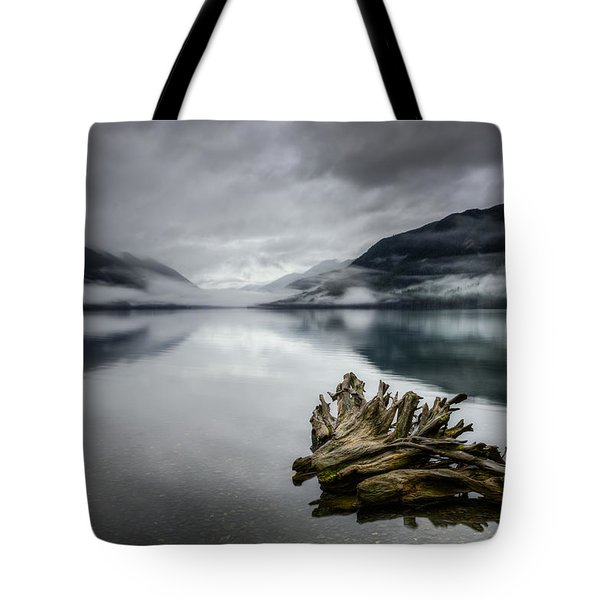 Lake Crescent Relic Tote Bag