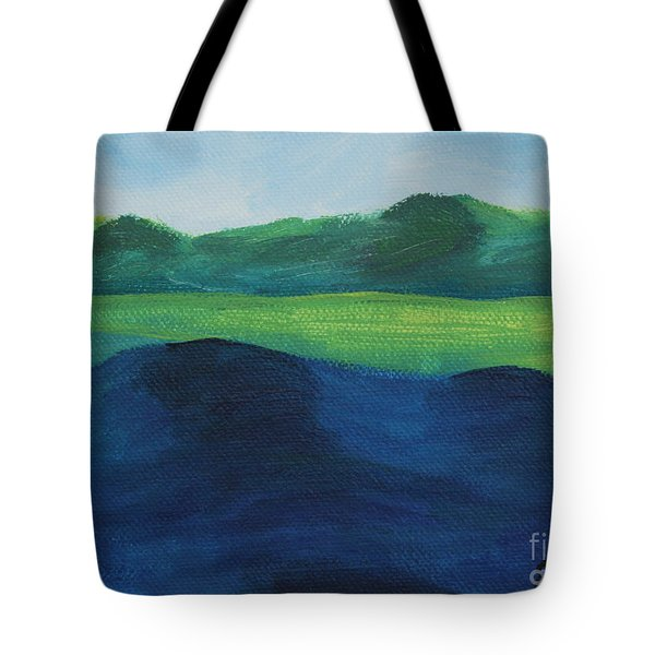 Lake Day Tote Bag